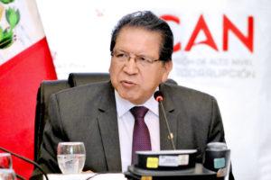 Foto: Comisión de Alto Nivel Anticorrupción – CAN
